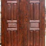 Antique Mexican doors